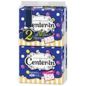 2包装丨Unichram 尤妮佳 CENTRT-IN 夜用 卫生巾 290mm 10片/包