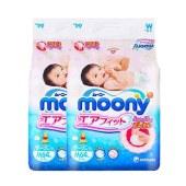 2包装|Moony 尤妮佳 日本 纸尿裤 M64
