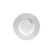 2018年1盎司澳洲袋鼠银币