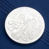 2018年1盎司维也纳爱乐团银币