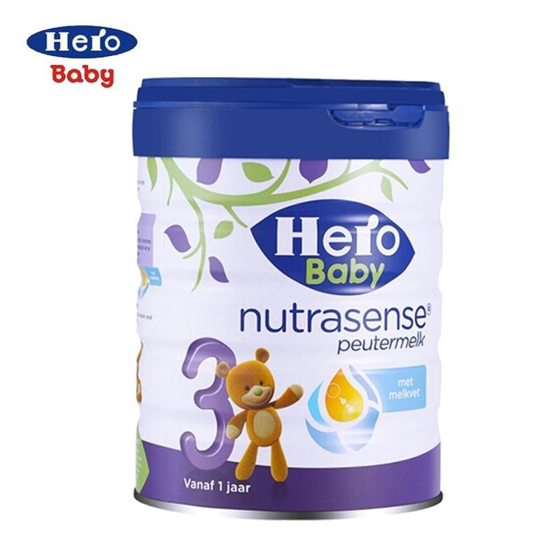 【荷兰直邮】Hero Baby 美素 荷兰 白金版婴幼儿配方奶粉 3段 1岁以上 700g
