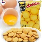 【一般贸易】阿巴咔巴 韩国 鸡蛋饼干 180g*2袋