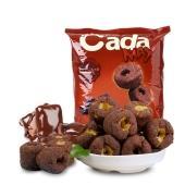 【一般贸易】Cada Max 奇乐达 泰国 巧克力味甜甜圈膨化食品 45g*5包