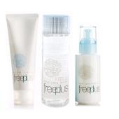 【一般贸易】FREEPLUS 芙丽芳丝 洗面霜 100G + 清爽型化妆水 130ML + 清爽型乳液 100ML 组合装