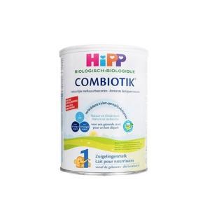 来自有机农业生产体系,HIPP/荷兰喜宝益生菌奶粉1段900g