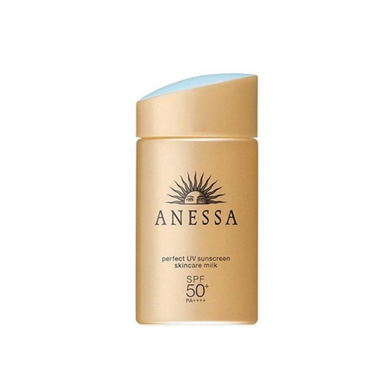 【香港直邮】ANESSA/安热沙 安耐晒 防晒滋润露 金瓶 SPF50 60ML 国际版