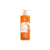 【国内发货】LG ON THE BODY 香水系列橙色沐浴乳 500ML