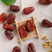 杞茗 宁夏特产灵武长枣 600g/袋 颗颗精选 香甜酥脆 营养丰富