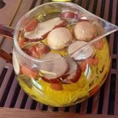 杞茗 手工八宝茶 720g/袋 玫瑰酱/原味/菊皇花茶泡水  回味悠长