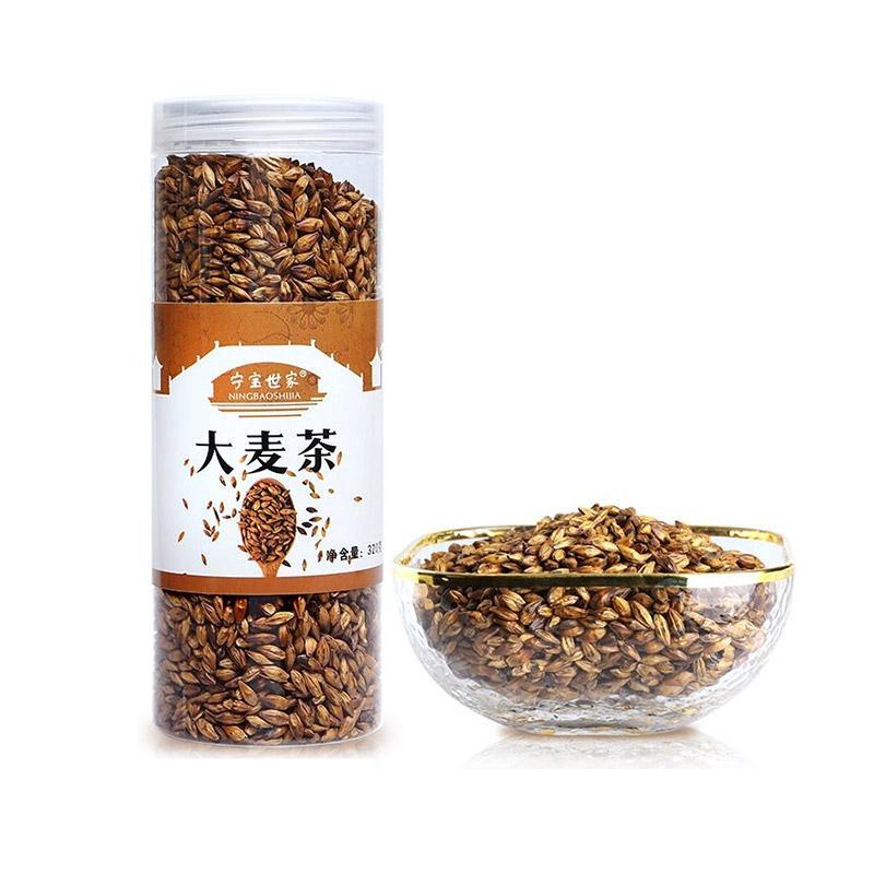 宁宝世家 大麦茶 320g/瓶 低温炒制 大麦浓香 东方咖啡 饮食常备