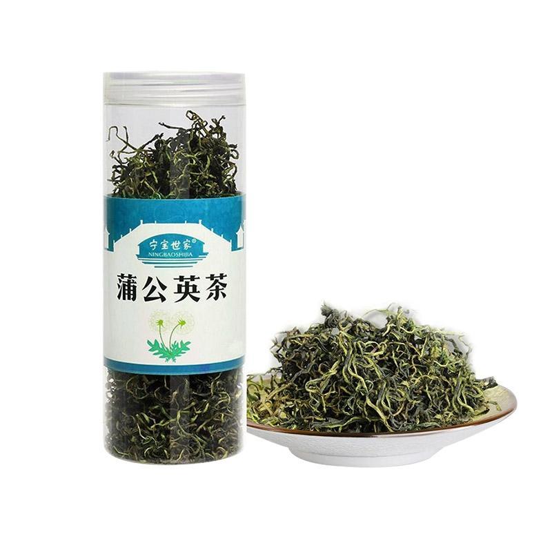 宁宝世家 蒲公英整根花茶 55g/瓶 优质原料 精心制作 每天喝一点 健康多一点